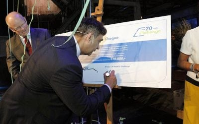 Storelectric wins NAM70 Challenge with its solution for large-scale storage of renewable energy