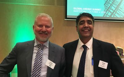 Dentons Global Energy Summit, Amsterdam Oct 2018